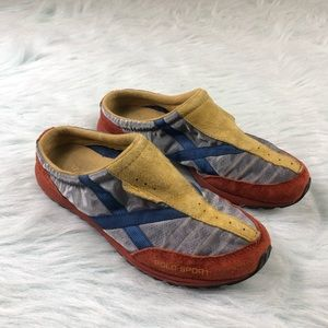 Vintage POLO SPORT X-67 Athletic Training Shoes 7